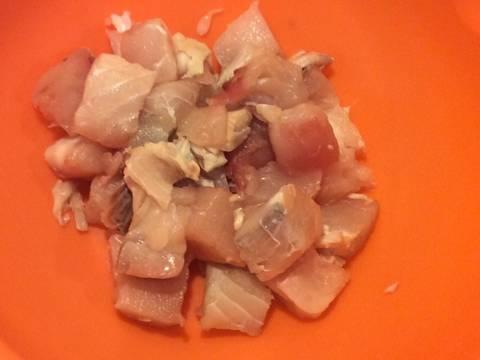 Chả cá Thu cho bé recipe step 1 photo