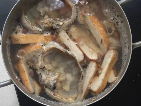 Bánh canh cua và cách làm sợi bánh canh từ bột lọc recipe step 16 photo