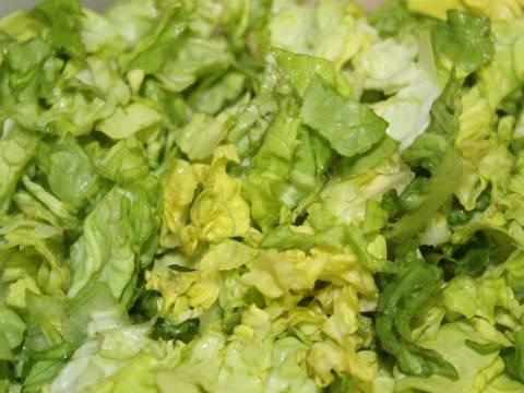 Salade Cá Hồi Xông Khói - Trứng (Món khai vị) recipe step 2 photo