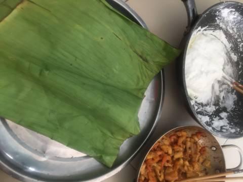 Bánh bột lọc lá chuối recipe step 2 photo