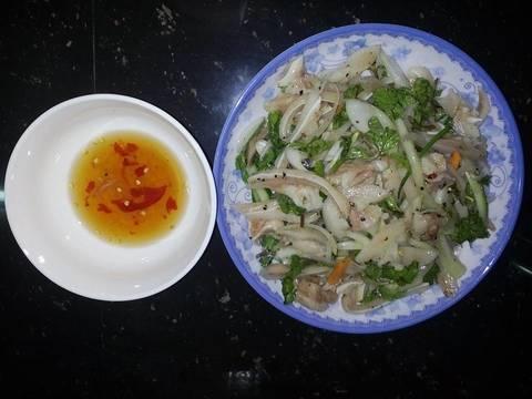Gỏi tai heo (Tai heo trộn) recipe step 2 photo