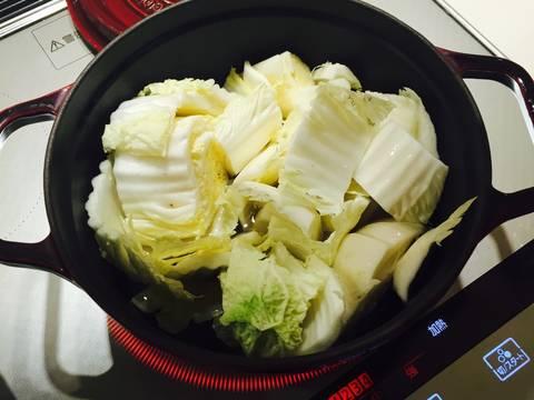 Lẩu cá tuyết ngẫu hứng tủ lạnh recipe step 2 photo