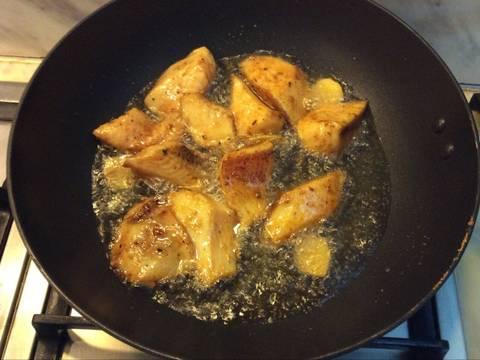 Cá lóc phi lê kho riềng recipe step 4 photo