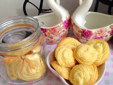 Butter Cookies (Jenny Bakery' s copycat) recipe step 4 photo