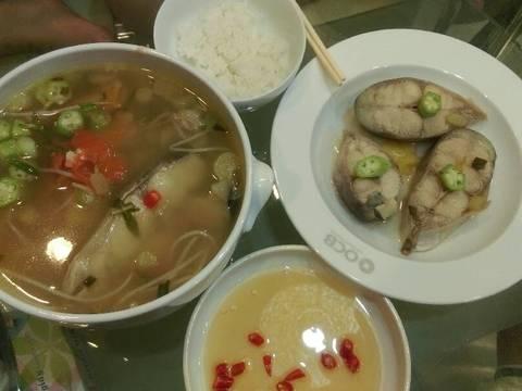 Canh chua cá ba sa recipe step 5 photo