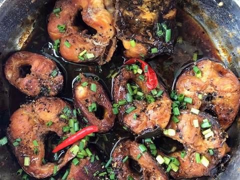 Cá lóc kho recipe step 4 photo