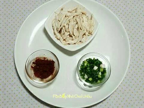 Canh gà 닭곰탕 recipe step 3 photo