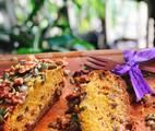 Hình ảnh bước 7 Pumpkin Bread (Bánh Bí Đỏ)