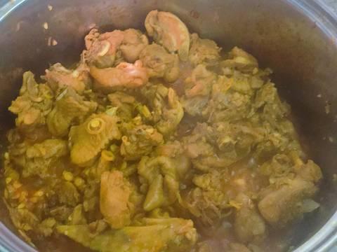 Gà kho xả kiểu miền Nam recipe step 3 photo