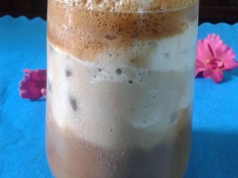 Cà Phê Cốt Dừa recipe step 3 photo