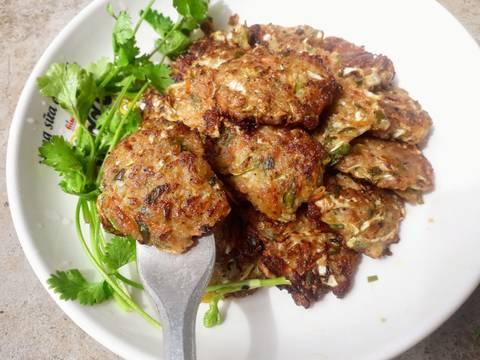 Chả thịt rau củ recipe step 6 photo