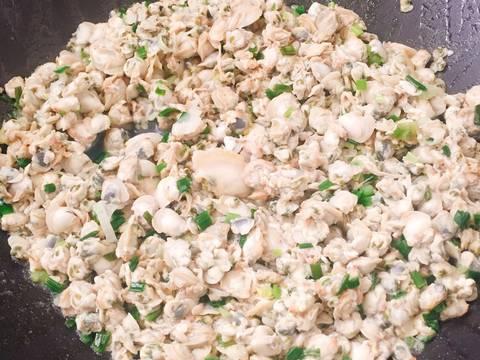 Canh hến mồng tơi recipe step 3 photo