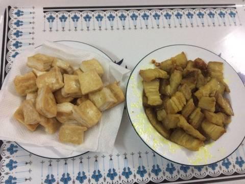 Cà tím bao tử nấu đậu recipe step 5 photo