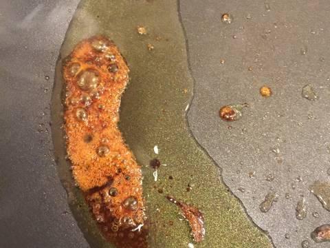 Củ cải trắng kho với thịt ! recipe step 3 photo