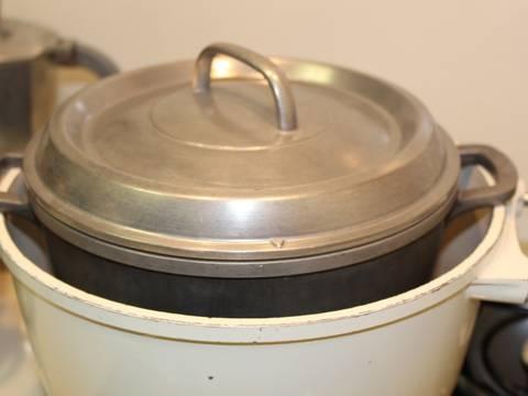 Chả lụa (giò lụa) chai nước suối recipe step 8 photo