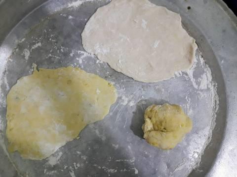 Bánh mì hấp khoai lang vàng recipe step 4 photo