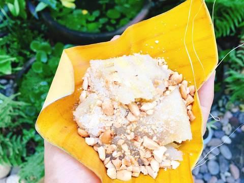 Bánh Chuối Hấp recipe step 8 photo