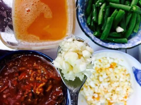 Cơm chiên hỏa tốc không gia vị recipe step 2 photo