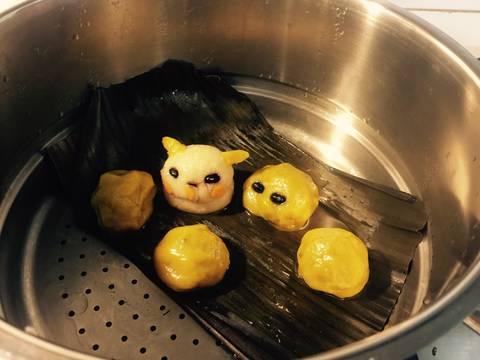 POKEMON đi tìm bánh trôi recipe step 9 photo
