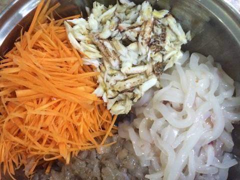 Nem hải sản recipe step 1 photo