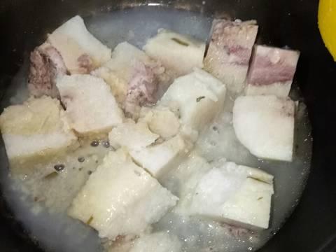 Bánh Chưng Chiên Trứng bước làm 1 hình