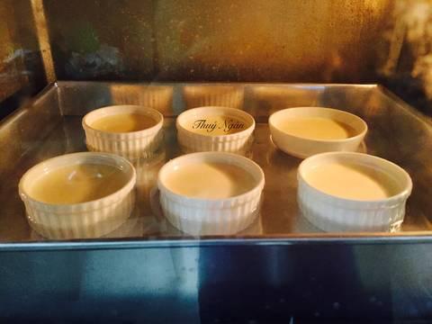 Crème brûlée/ Cream brulee recipe step 5 photo