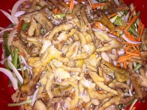 Chân gà ngâm tương recipe step 6 photo