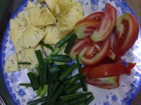 Canh Cá Hố Nấu Thơm Cà recipe step 2 photo