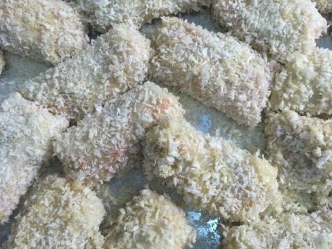 Nem hải sản recipe step 5 photo