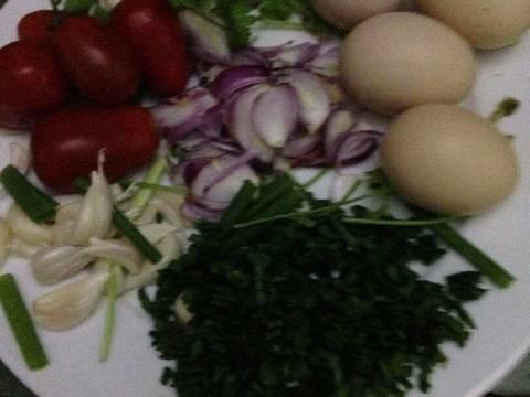 Trứng chiên sinh viên recipe step 1 photo