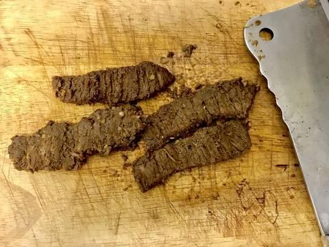 Khô bò lạt recipe step 4 photo