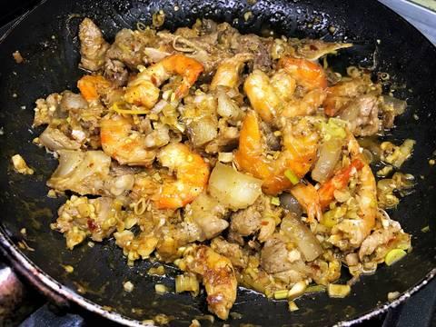 Tôm thịt rim ngẫu hứng recipe step 6 photo