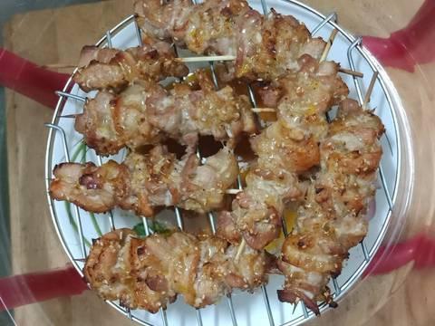 Bánh hỏi thịt nướng recipe step 4 photo