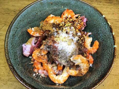 Tôm thịt rim ngẫu hứng recipe step 2 photo