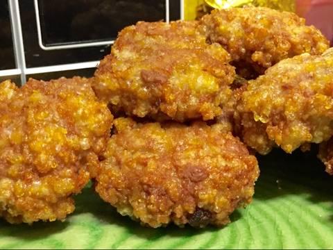 Chả Cốm giòn Hà Nội (ăn kèm bún đậu mắm tôm) recipe step 10 photo