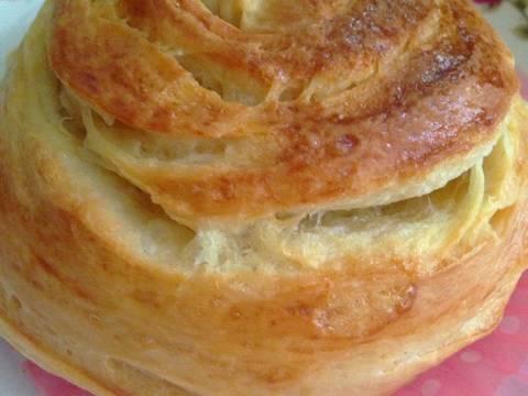 Fujisan Bread (Bánh mỳ núi Phú Sĩ) recipe step 17 photo