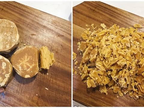 Chè bưởi thốt nốt siêu ngon dễ làm recipe step 8 photo