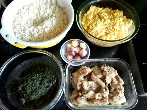 Bánh khúc (bánh xôi khúc) recipe step 1 photo