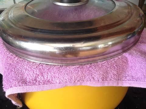 Bánh khúc (Xôi khúc) recipe step 9 photo