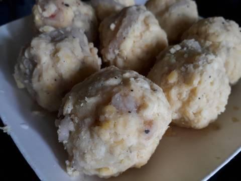 Bánh khúc (bánh xôi khúc) recipe step 3 photo