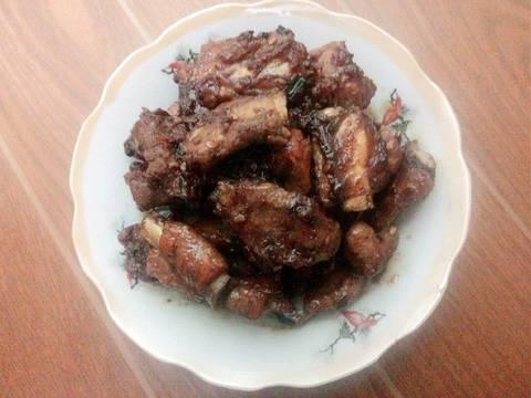Sườn xào chua ngọt recipe step 6 photo
