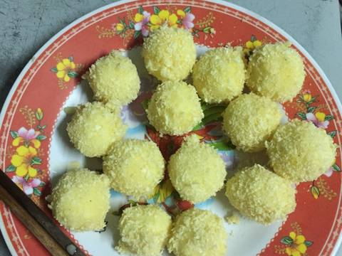 Bánh Dreamscope(khoai tây chiên) recipe step 6 photo