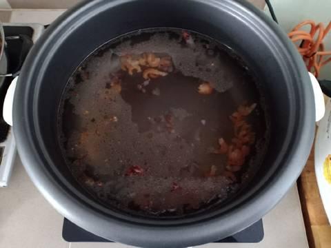 Canh bầu nấu tôm khô bước làm 2 hình
