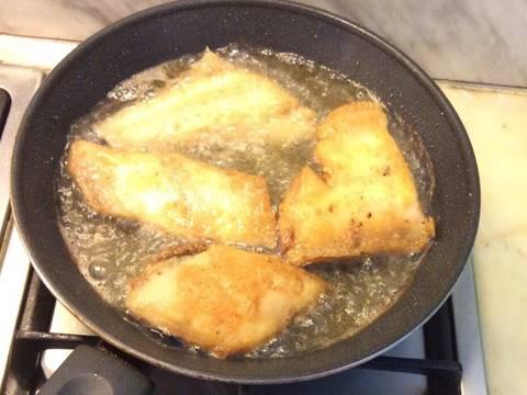 Cá lưỡi trâu Ba Tri ( Thờn bơn ) chiên giòn recipe step 2 photo