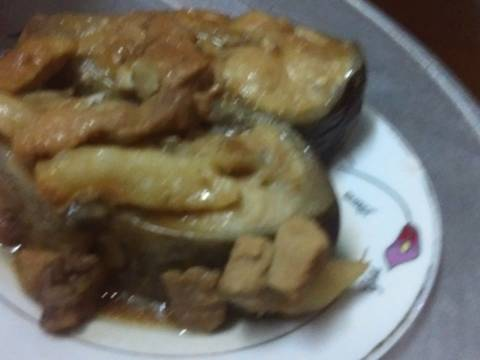 Cá lăng kho nước dừa recipe step 5 photo
