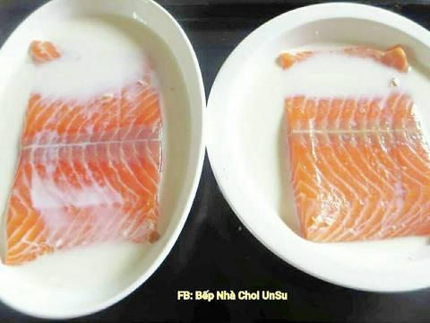 Ruốc Cá Hồi Cho Bé Yêu recipe step 1 photo