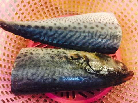 Cá saba nướng giấy bạc recipe step 1 photo