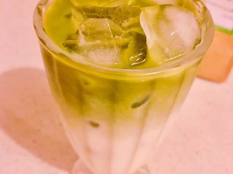 Matcha Iced Latte recipe step 6 photo