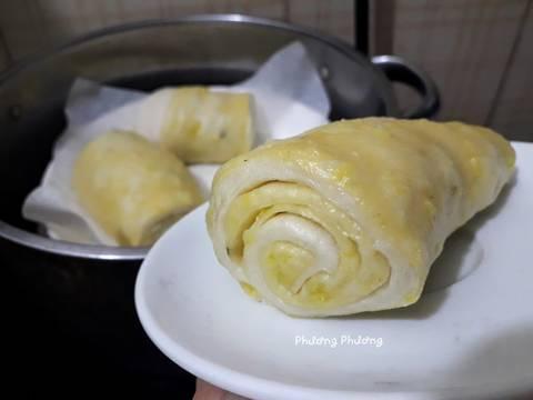 Bánh mì hấp khoai lang vàng recipe step 7 photo