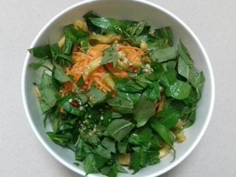 Gỏi Sake Chay recipe step 7 photo